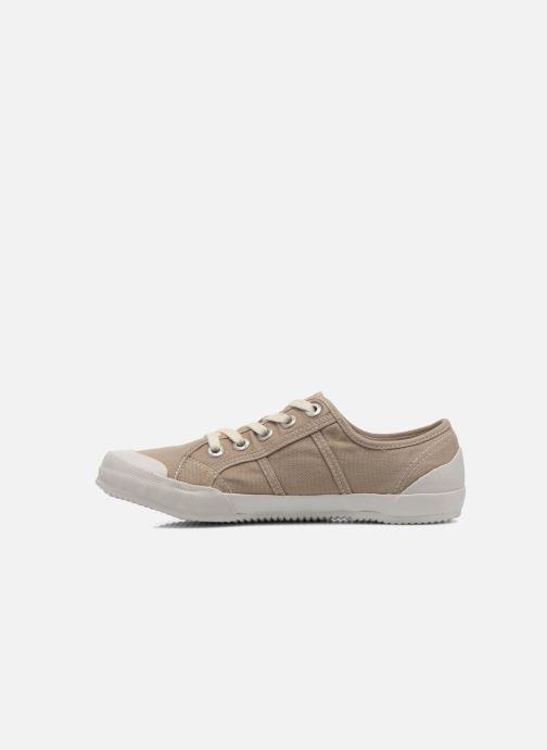 Sneakers TBS Opiace Beige immagine frontale