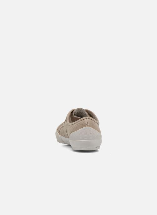 Sneaker TBS Opiace beige ansicht von rechts