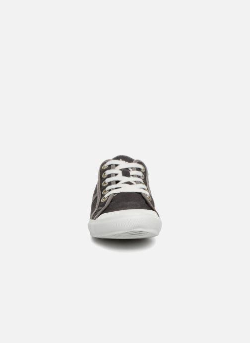 Baskets TBS Opiace Noir vue portées chaussures