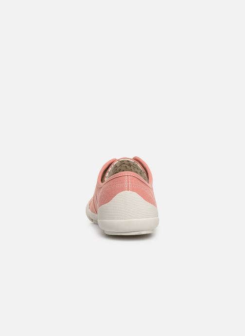 Sneakers TBS Opiace Rosa immagine destra