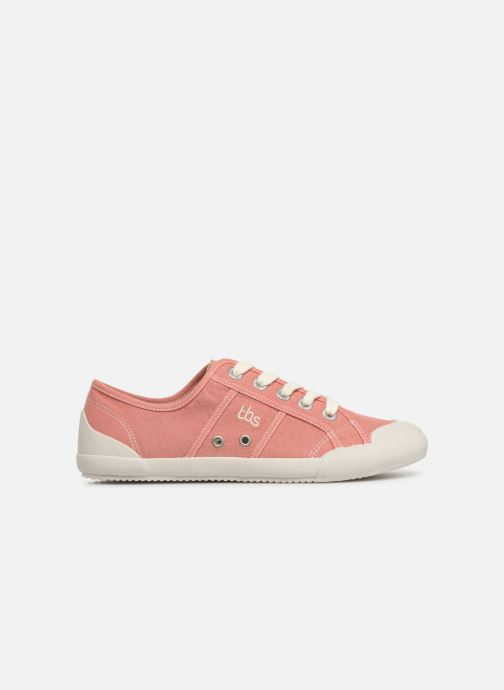 Sneakers TBS Opiace Rosa immagine posteriore