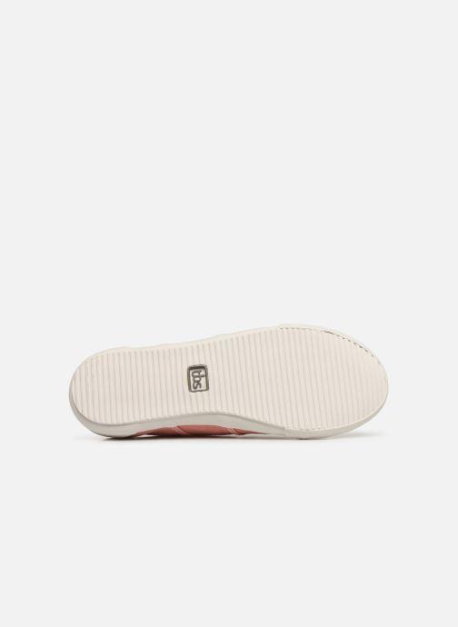 Sneakers TBS Opiace Rosa immagine dall'alto