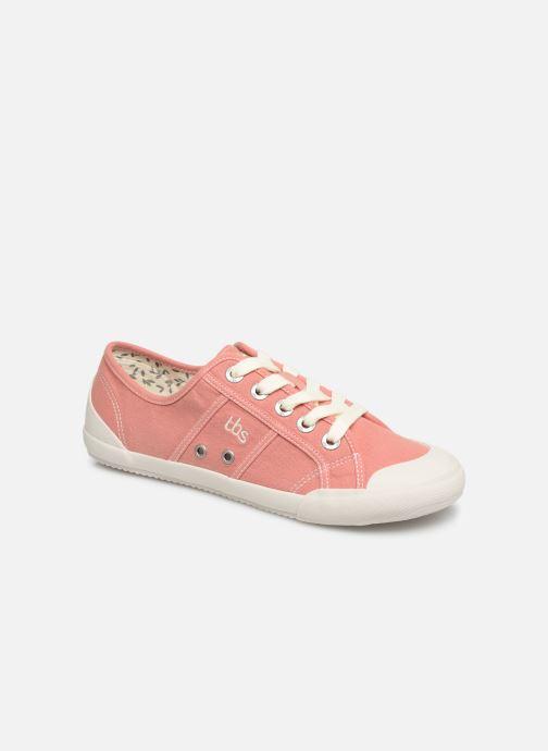 Sneakers TBS Opiace Roze detail
