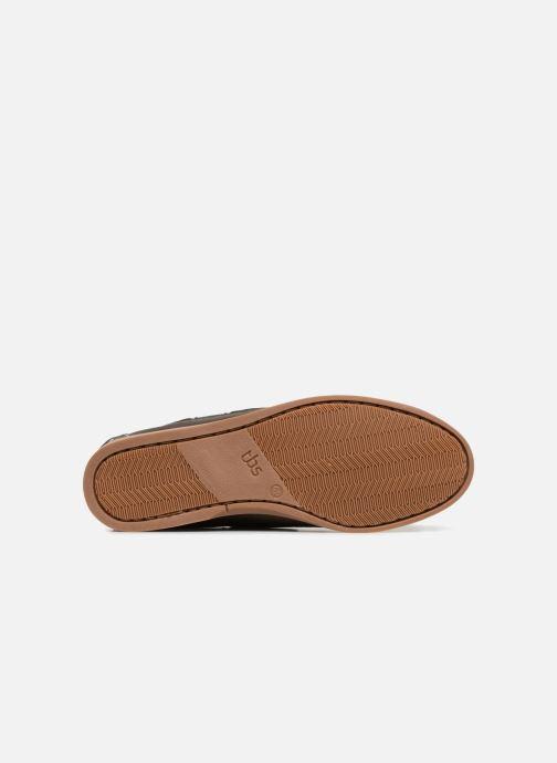 Chaussures à lacets TBS Phenis EW Noir vue haut