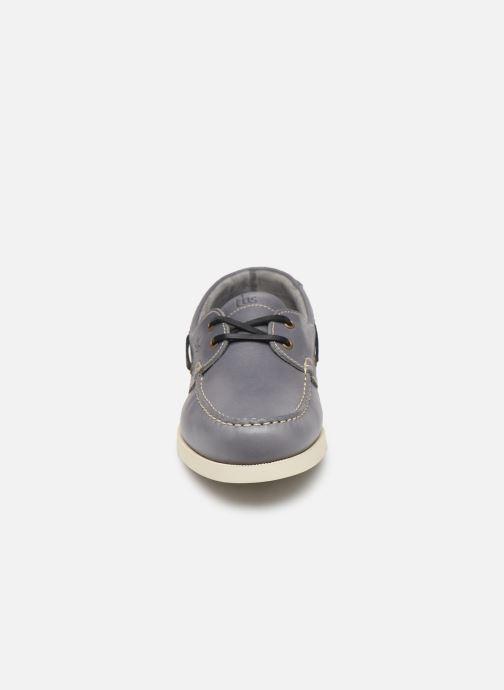 Chaussures à lacets TBS Phenis EW Bleu vue portées chaussures