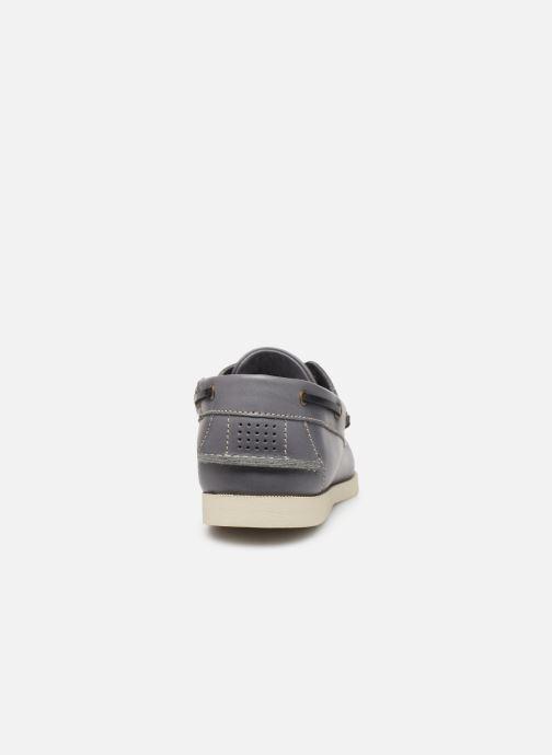 Chaussures à lacets TBS Phenis EW Bleu vue droite