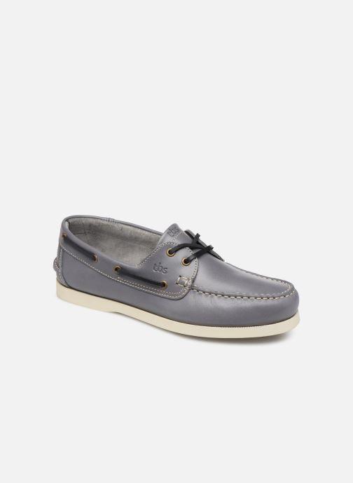 Chaussures à lacets TBS Phenis EW Bleu vue détail/paire