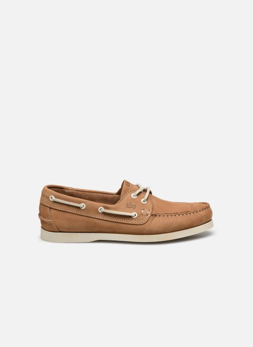 Zapatos con cordones TBS Phenis EW Beige vistra trasera