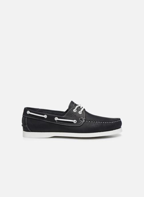 Zapatos con cordones TBS Phenis EW Negro vistra trasera