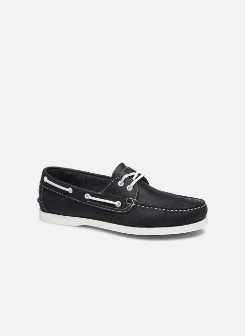 Zapatos con cordones TBS Phenis EW Negro vista de detalle / par