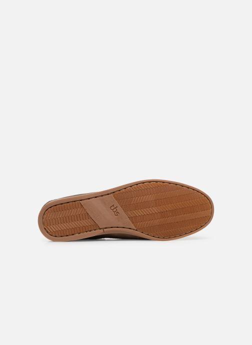 Chaussures à lacets TBS Phenis EW Marron vue haut