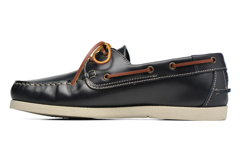 Chaussures à lacets TBS Phenis Bleu vue face