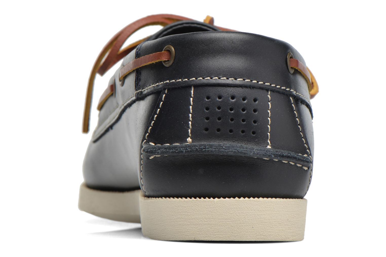 Chaussures à lacets TBS Phenis Bleu vue droite