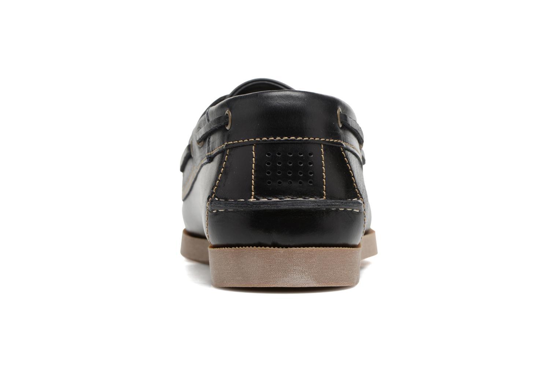 Chaussures à lacets TBS Phenis Noir vue droite