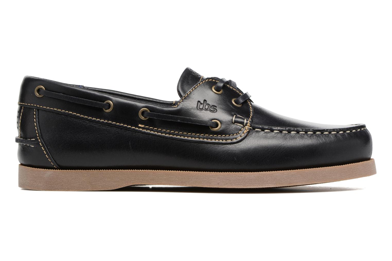 Chaussures à lacets TBS Phenis Noir vue derrière