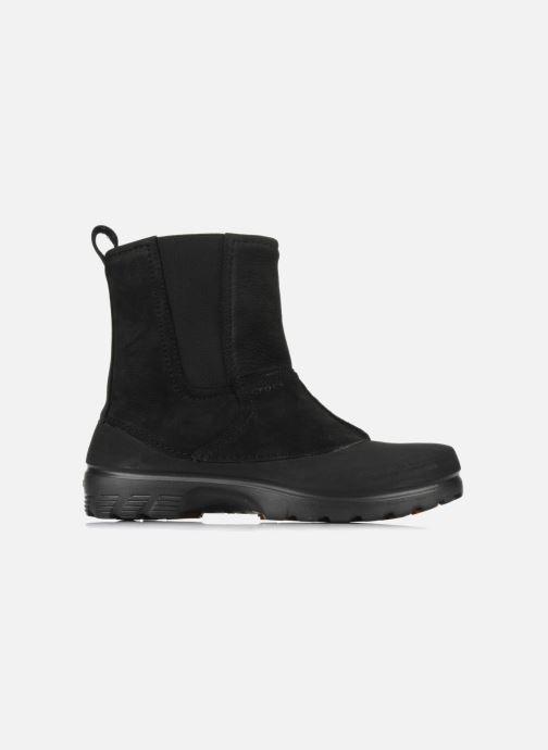 Bottines et boots Crocs Greeley Noir vue derrière
