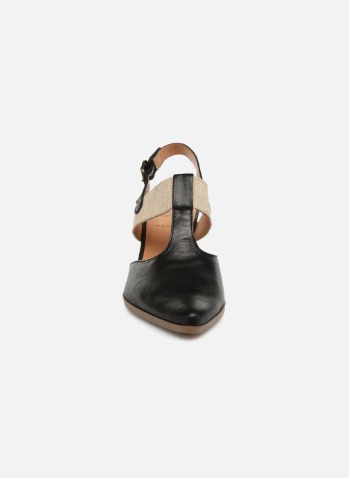 Escarpins Karston Kzam Noir vue portées chaussures