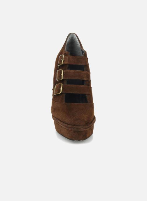 Glesy 66062 Stiefeletten amp; braun Boots Castaner AwzxPqdYA