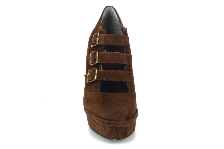 Ankelstøvler Castaner Glesy Brun se skoene på