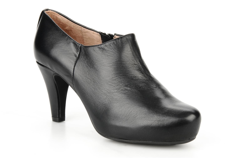 Bottines et boots Unisa Nenet Noir vue détail/paire