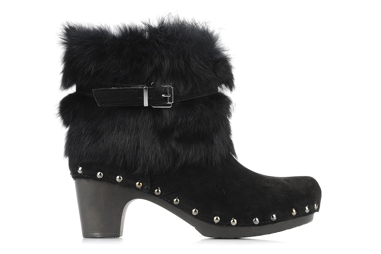Bottines et boots Tosca Blu Shoes Ragusa Noir vue derrière