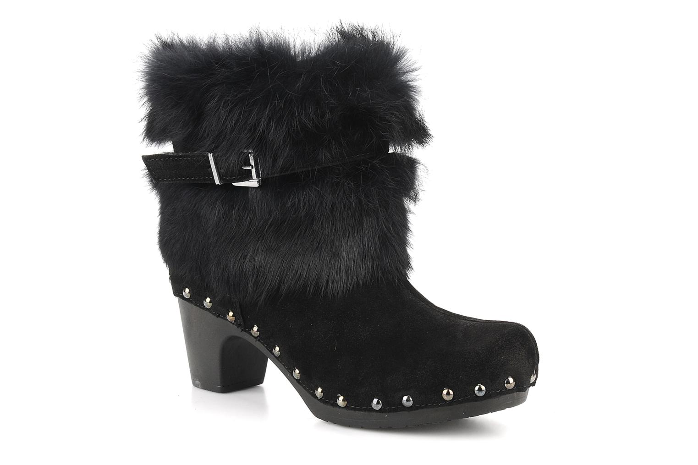 Bottines et boots Tosca Blu Shoes Ragusa Noir vue détail/paire