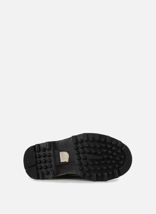 Chaussures de sport Sorel Caribou W Noir vue haut