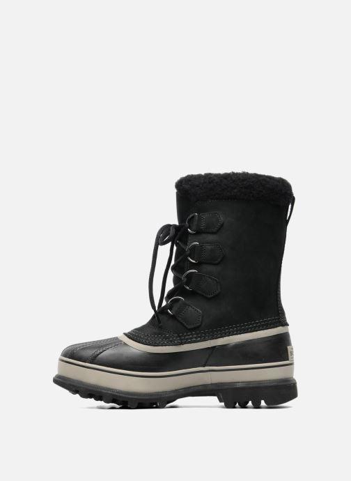 Zapatillas de deporte Sorel Caribou Negro vista de frente