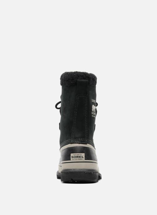 Zapatillas de deporte Sorel Caribou Negro vista lateral derecha
