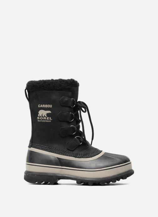 Sportschoenen Sorel Caribou Zwart achterkant