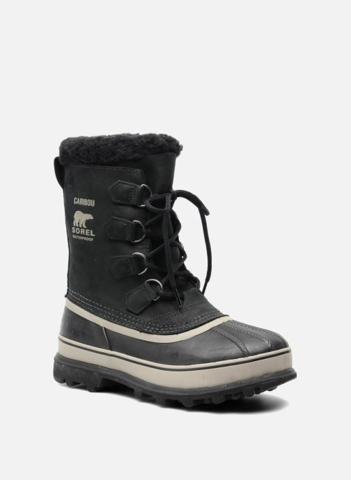 Zapatillas de deporte Sorel Caribou Negro vista de detalle / par