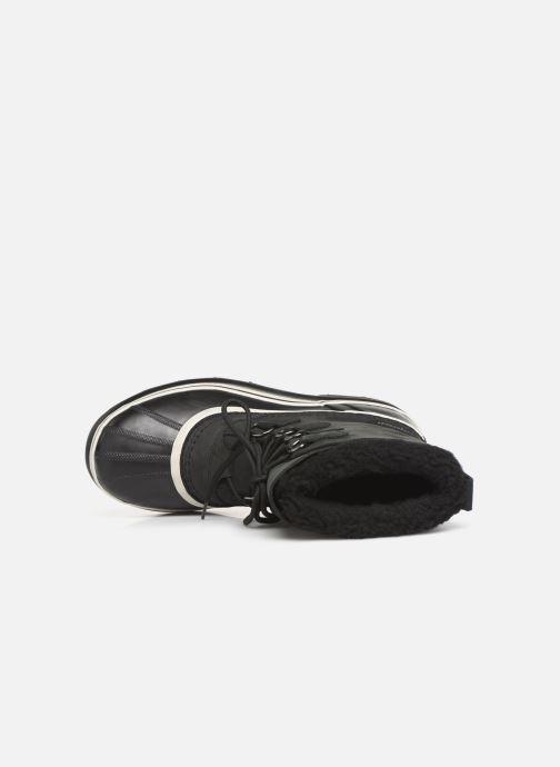 Chaussures de sport Sorel Caribou Noir vue gauche