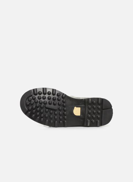Chaussures de sport Sorel Caribou Noir vue haut