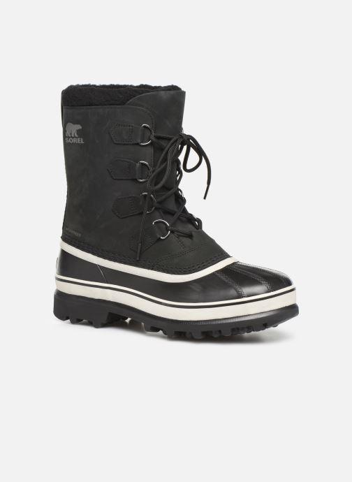 Chaussures de sport Sorel Caribou Noir vue détail/paire
