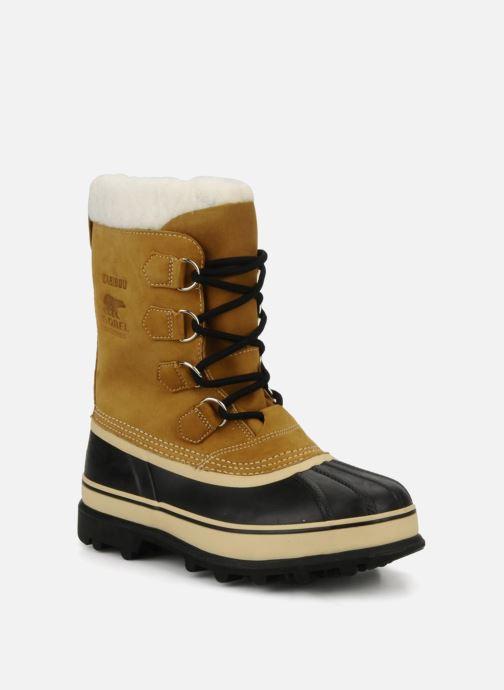 Zapatillas de deporte Sorel Caribou Beige vista de detalle / par