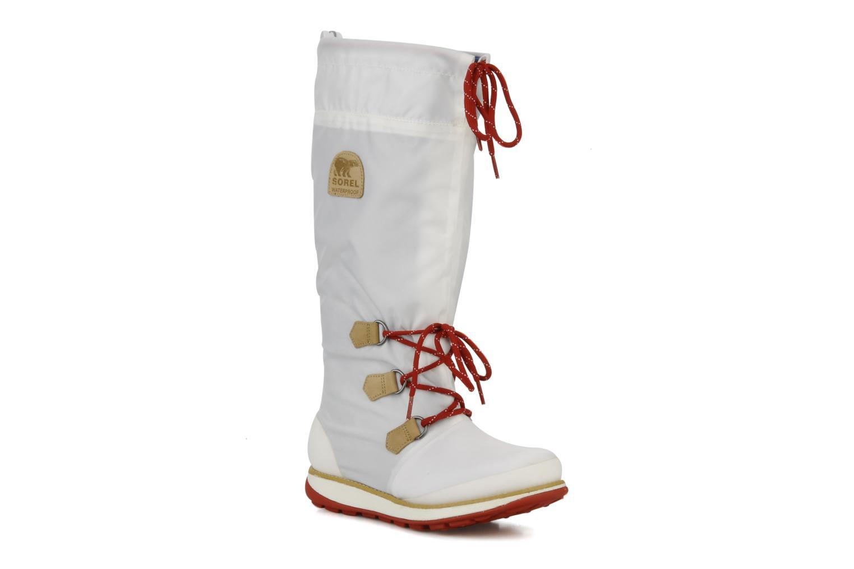 Støvler & gummistøvler Sorel Sorel 88 Hvid detaljeret billede af skoene