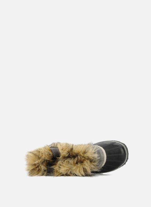 Chaussures de sport Sorel Joan of artic Gris vue gauche