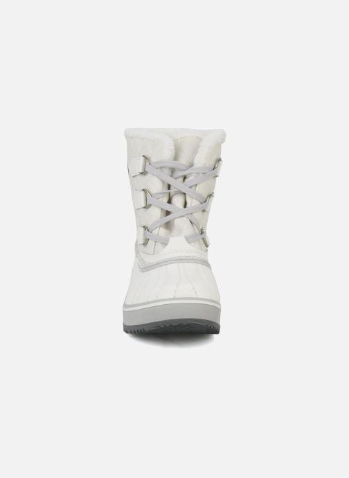 Chaussures de sport Sorel Tivoli Blanc vue portées chaussures