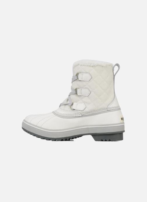 Chaussures de sport Sorel Tivoli Blanc vue face
