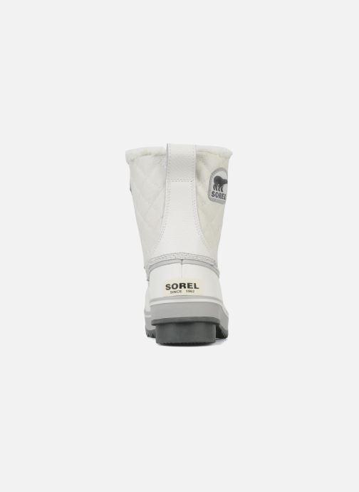 Chaussures de sport Sorel Tivoli Blanc vue droite