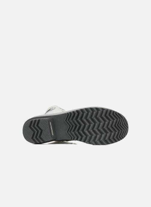 Chaussures de sport Sorel Tivoli Blanc vue haut