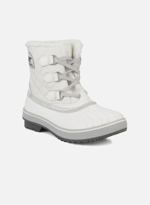 Chaussures de sport Sorel Tivoli Blanc vue détail/paire