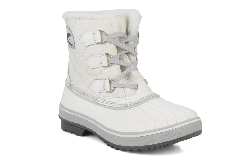 Sportssko Sorel Tivoli Hvid detaljeret billede af skoene