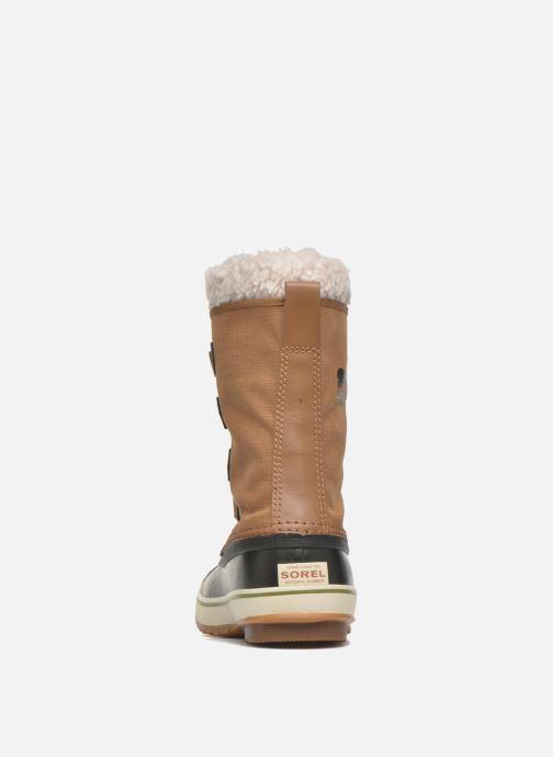 Chaussures de sport Sorel 1964 Pac Nylon Marron vue droite