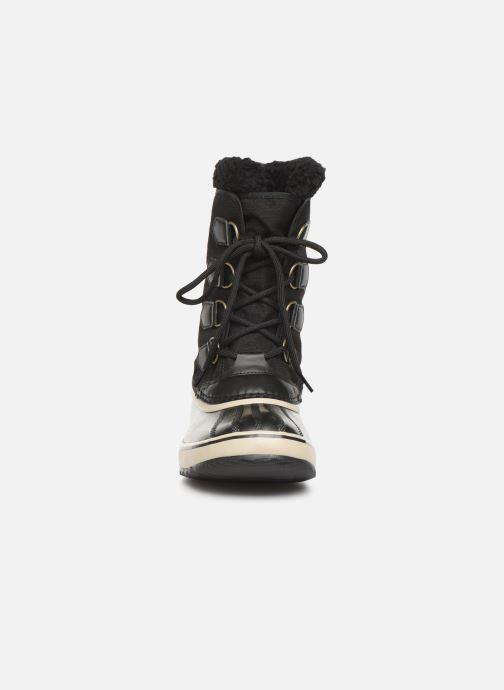 Chaussures de sport Sorel 1964 Pac Nylon Noir vue portées chaussures