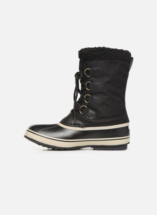 Chaussures de sport Sorel 1964 Pac Nylon Noir vue face
