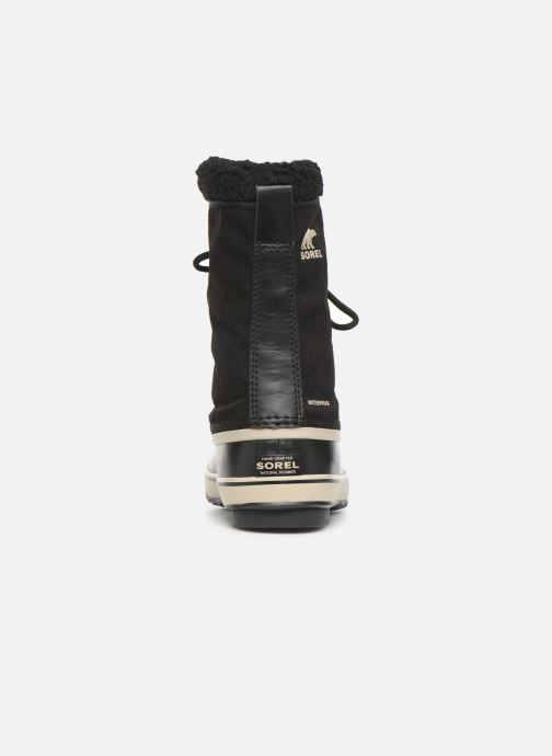 Zapatillas de deporte Sorel 1964 Pac Nylon Negro vista lateral derecha