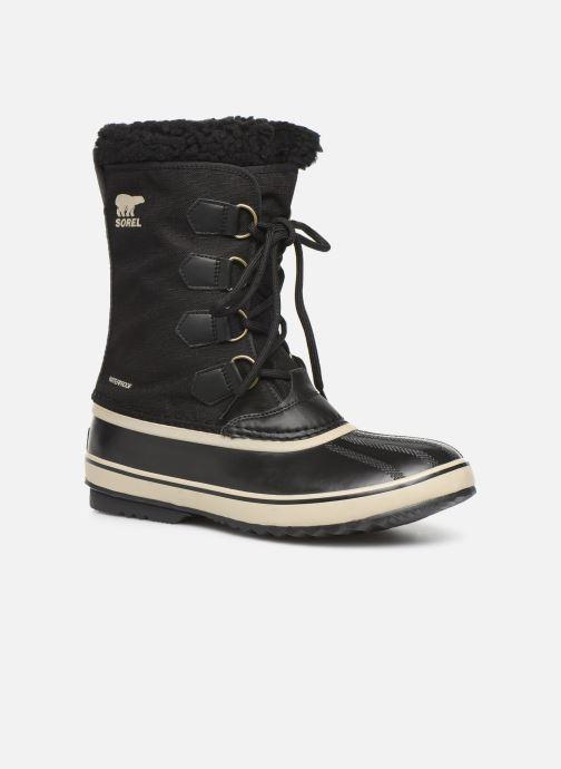 Chaussures de sport Sorel 1964 Pac Nylon Noir vue détail/paire