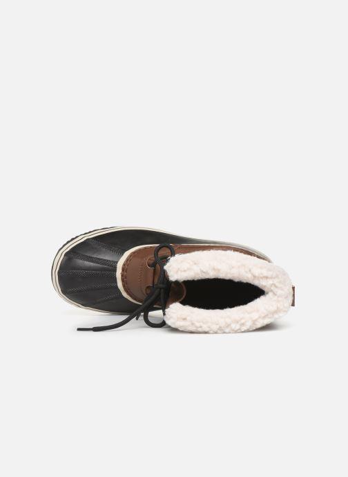 Zapatillas de deporte Sorel 1964 Pac Nylon Marrón vista lateral izquierda