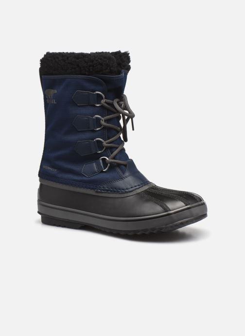 Chaussures de sport Sorel 1964 Pac Nylon Bleu vue détail/paire